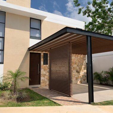 ALTAMIRA. Privada residencial. Modelo C. (YA)
