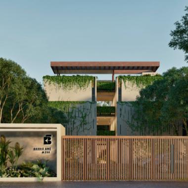 Departamentos en venta de dos habitaciones, Barrio Amé, en Montes de Amé (YA)