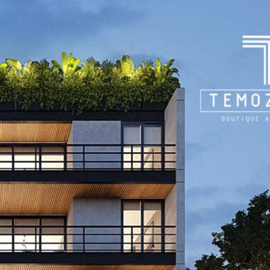 Departamentos de una o dos habitaciones,  Temozón 16 (CM)
