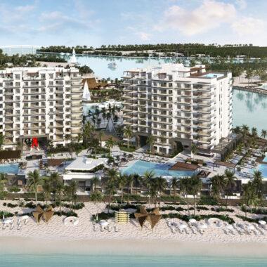 Yucalpetén Resort Marina, departamentos en la orilla de playa (YA)