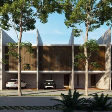 El origen residencial, villas en venta en Xcanatun (YA)